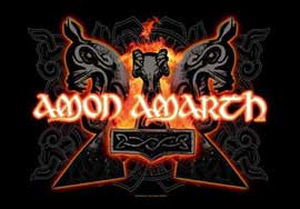 Poster - Amon Amarth Hammers