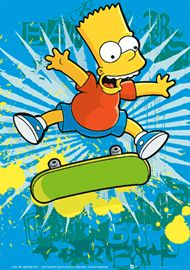 Poster - Simpsons, The