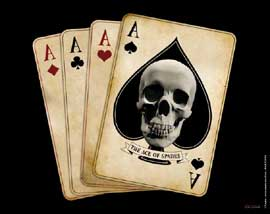 Poster - Ace of Spades