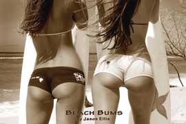 Poster - Ellis, Jason Beach Bums
