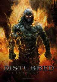 Poster - Disturbed Indestructable