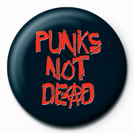 Poster - Fun Punk'S Not Dead