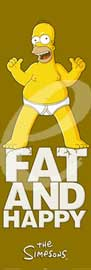 Simpsons, The Fat and Happy