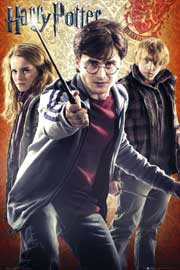 Poster - Harry Potter 7 - Trio