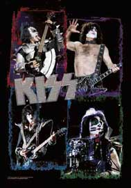 Poster - Kiss