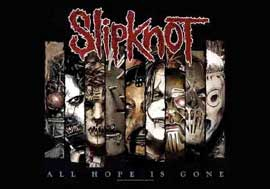 Poster - Slipknot Fractions