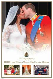 Poster - Royal Wedding