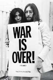 Poster - Lennon, John  War Is Over