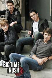 Poster - Big Time Rush