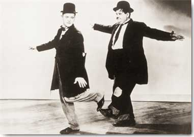 Poster - GDP Photo Stan Laurel & Oliver Hardy