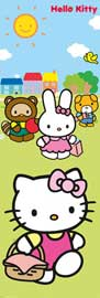 Poster - Hello Kitty Picnic Version 2