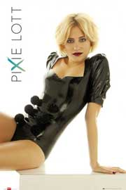 Poster - Pixie Lott Leather