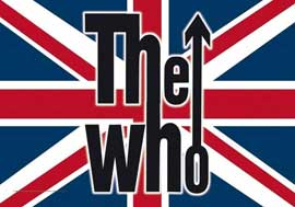 Poster - The Who  UK
