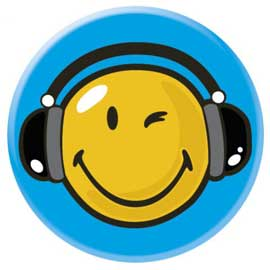 Smiley Headphones