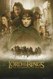 Poster - Lord Of The Rings
