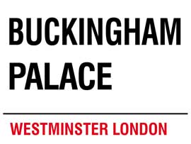 Poster - London Buckingham Palace