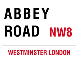 Poster - London Abbey Road
