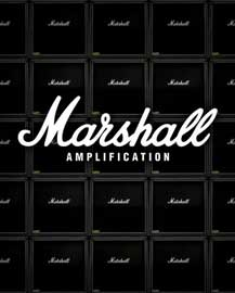 Poster - Marshall Amplification