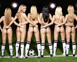 Girls Fussball