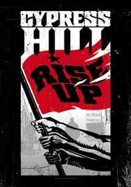 Poster - Cypress Hill  Rise Up
