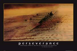 Poster - Motivational Perseverance