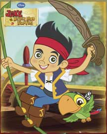 Jake and the Never Land Pirate Jake