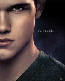 Poster - Twilight Breaking Dawn Pt. 2 - Jacob