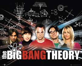Big Bang Theory, The Physik