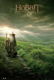 Poster - Hobbit, The Gandalf