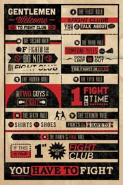 Poster - Fight Club