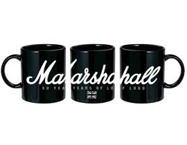 Marshall 50th Mug (Boxed)