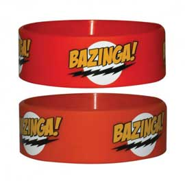 Big Bang Theory, The Bazinga Red