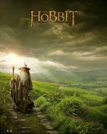 Hobbit, The Gandalf Version 1