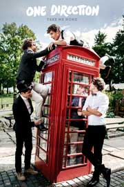 Poster - One Direction Take me Home