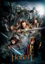 Hobbit, The Dark Montage