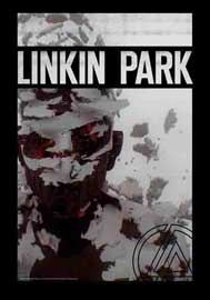 Poster - Linkin Park Living Things