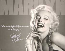 Monroe, Marilyn Quotes