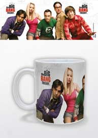 Big Bang Theory, The Cast