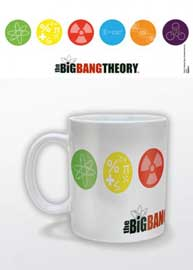 Big Bang Theory, The Symbols
