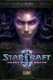 Poster - Starcraft 2 - Heart of the Swarm