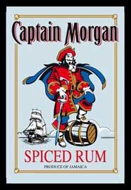 Poster - Captain Morgan
