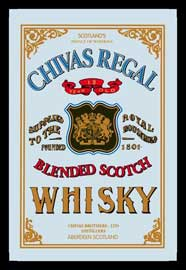 Poster - Chivas Regal