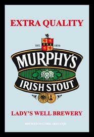 Poster - Beer Murphys Irish Stout