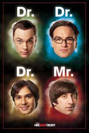 Big Bang Theory, The Dr Mr