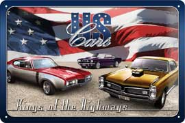 Poster - Cars US Cars