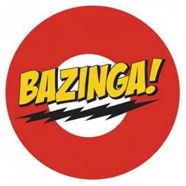 Big Bang Theory, The Bazinga