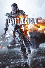 Poster - Battlefield 4 - Cover