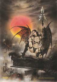 Poster - Royo, Luis Visions