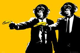 Poster - The Chimp