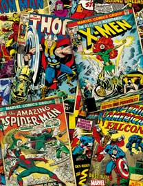 Poster - Marvel Comics Covers